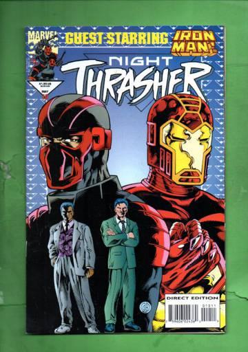 Night Trasher Vol. 1 #10 May 94