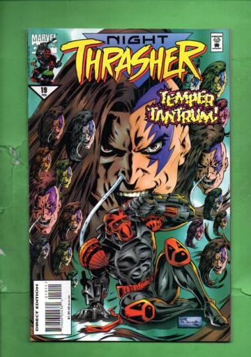 Night Trasher Vol. 1 #19 Feb 95