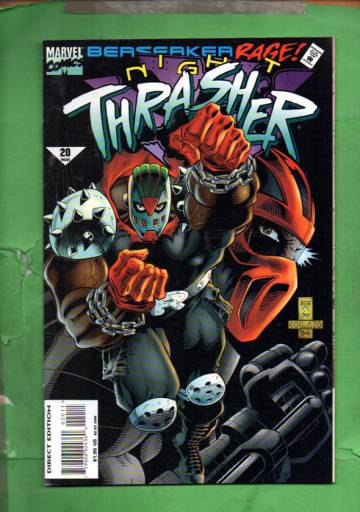 Night Trasher Vol. 1 #20 Mar 95