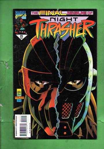 Night Trasher Vol. 1 #21 Apr 95