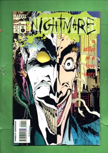 Nightmare Vol. 1 #1 Dec 94