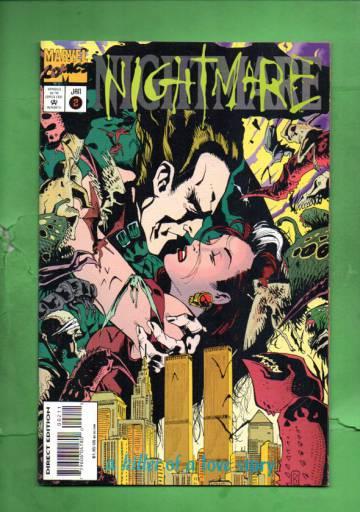 Nightmare Vol. 1 #2 Jan 95
