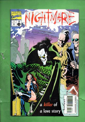 Nightmare Vol. 1 #3 Feb 95