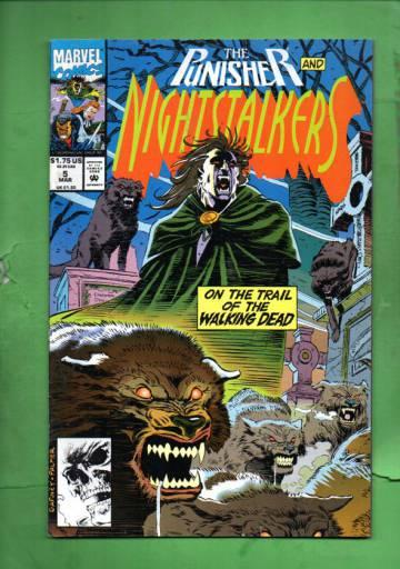 Nightstalkers Vol. 1 #5 Mar 93
