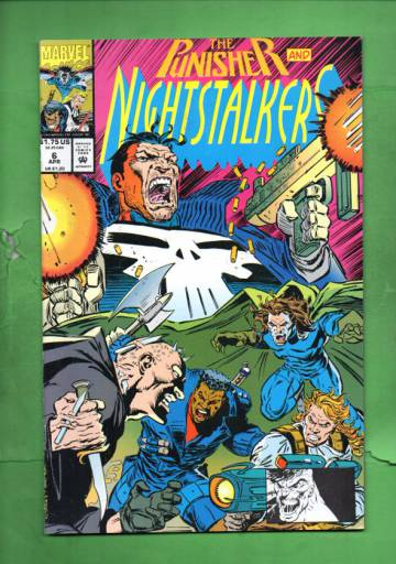 Nightstalkers Vol. 1 #6 Apr 93