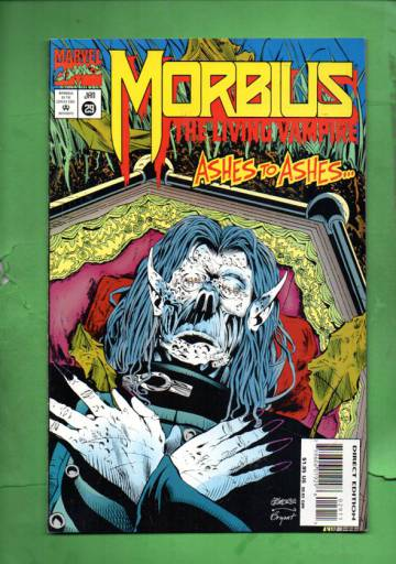 Morbius: The Living Vampire Vol. 1 #29 Jan 95
