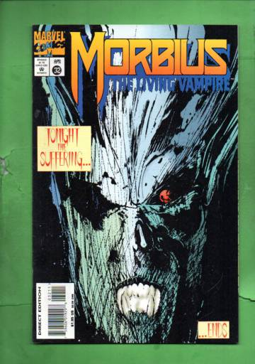 Morbius: The Living Vampire Vol.1 #32 Apr 95