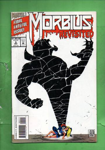 Morbius Revisited Vol. 1 #5 Dec 93