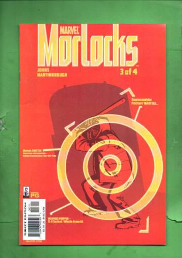 Morlocks Vol. 1 #3 Aug 02