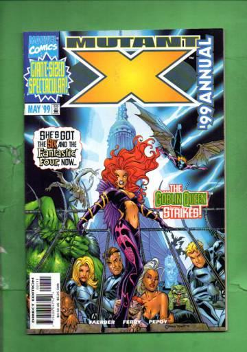 Mutant X 99 (Annual)
