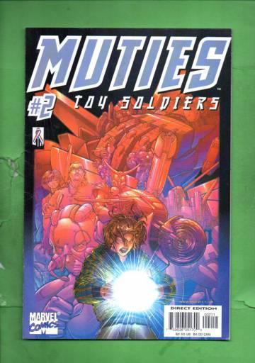Muties Vol. 1 #2 May 02