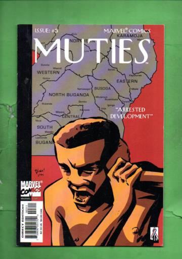 Muties Vol. 1 #3 Jun 02