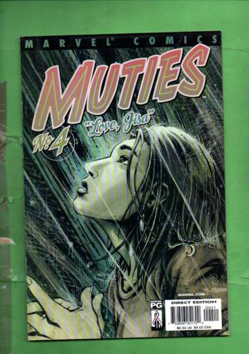 Muties Vol. 1 #4 Jul 02