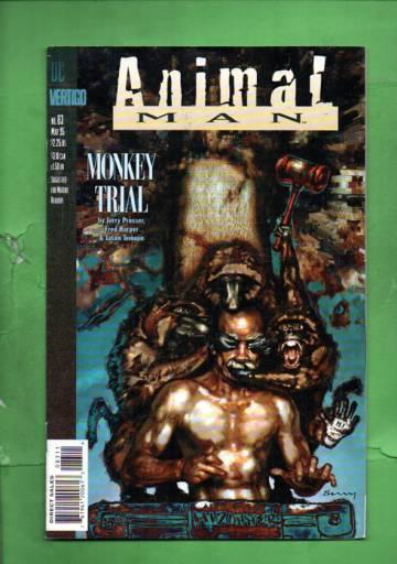 Animal Man #83 May 95
