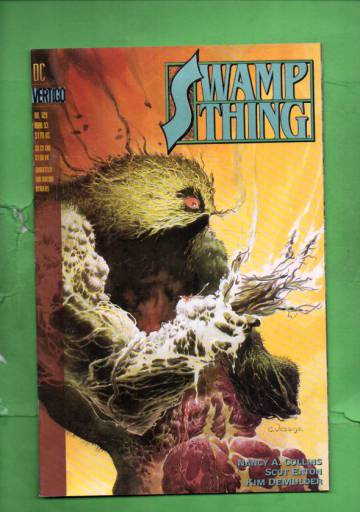 Swamp Thing #129 Mar 93
