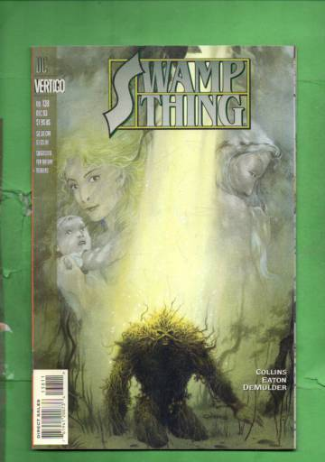Swamp Thing #138 Dec 93