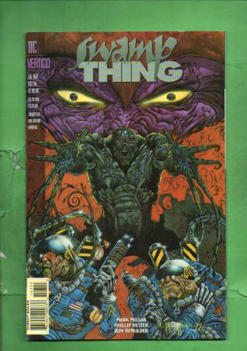 Swamp Thing #147 Oct 94