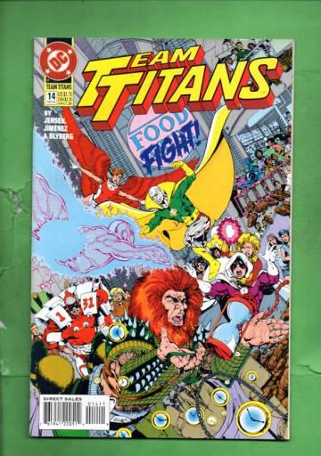 Team Titans #14 Nov 93