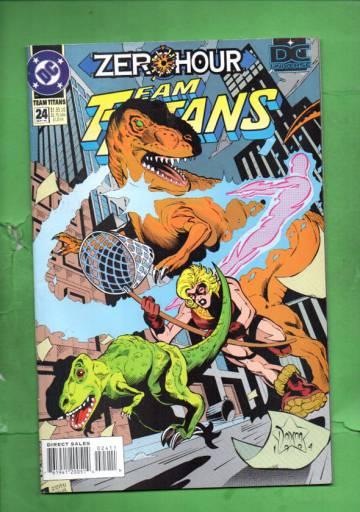 Team Titans #24 Sep 94