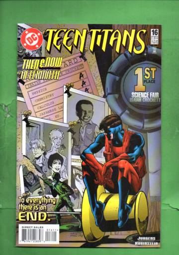 Teen Titans #16 Jan 98