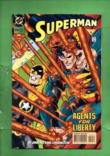 Superman #99 Apr 95