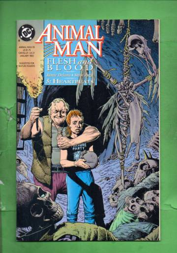 Animal Man # 55 Jan 93