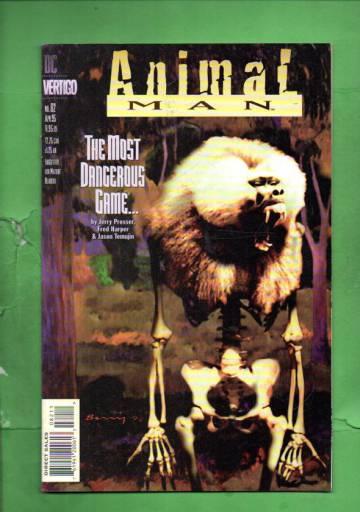 Animal Man #82 Apr 95