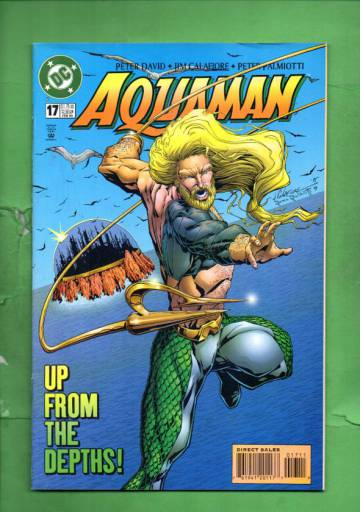 Aquaman #17 Feb 96