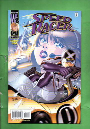 Speed Racer #2 Jan 00