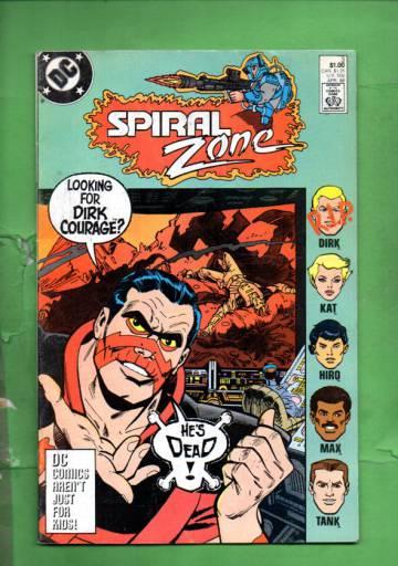 Spiral Zone #3 Apr 88