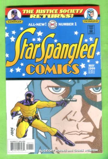 Star Spangled Comics #1 May 99