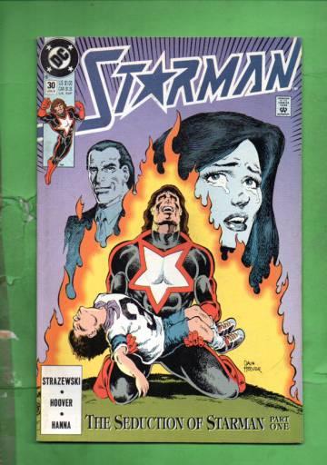 Starman #30 Jan 91