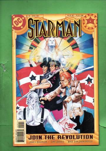 Starman #29 Apr 97