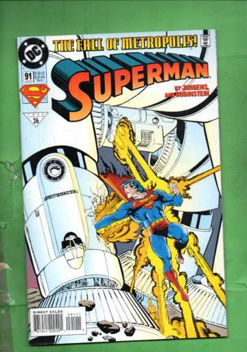 Superman #91 Jul 94