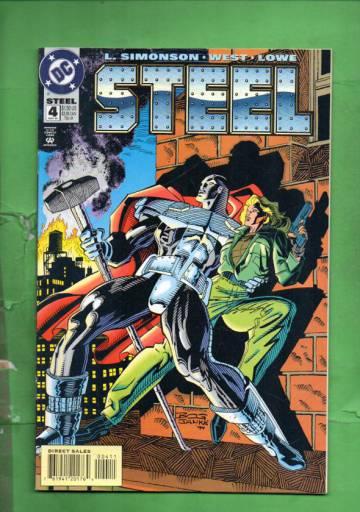 Steel #4 May 94