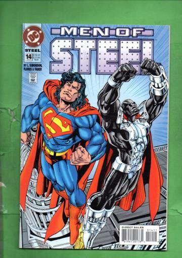 Steel #14 Apr 95
