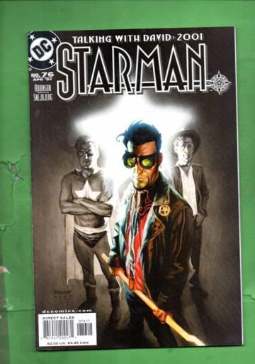 Starman #76 Apr 01