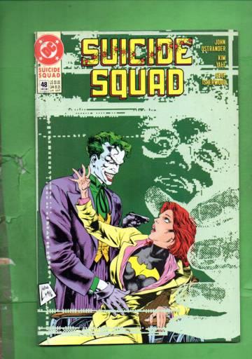 Suicide Squad #48 Dec 90