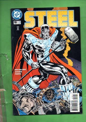 Steel #18 Aug 95