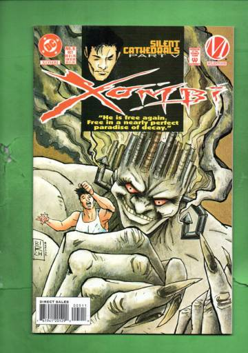 Xombi #5 Oct 94