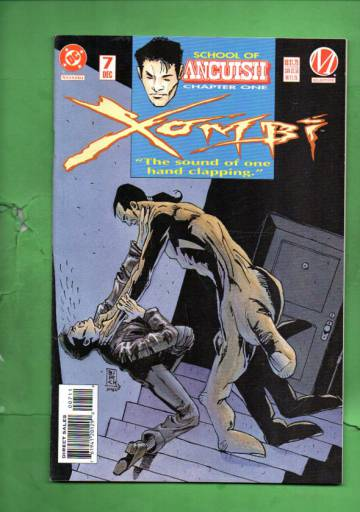 Xombi #7 Dec 94