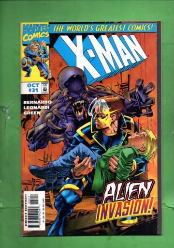 X-Man Vol. 1 #31 Oct 97