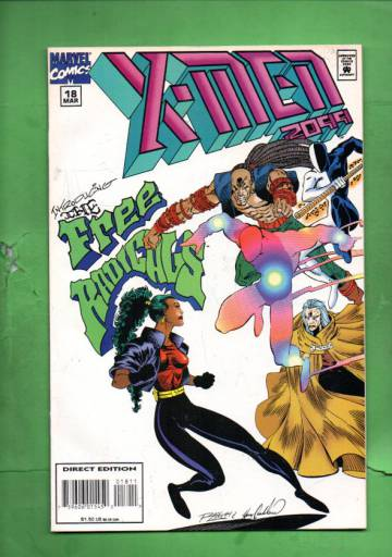 X-Men 2099 Vol. 1 #18 Mar 95