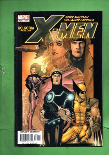 X-Men #166 Mar 05