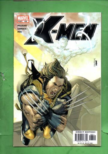 X-Men #168 May 05