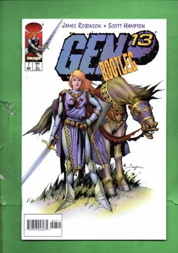 Gen 13 Bootleg #7 May 97