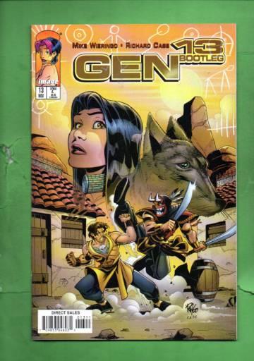 Gen 13 Bootleg #13 Nov 97