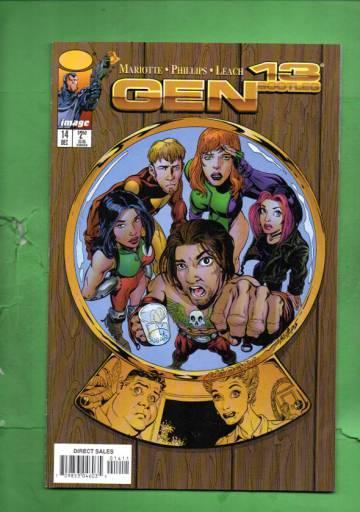Gen 13 Bootleg #14 Dec 97