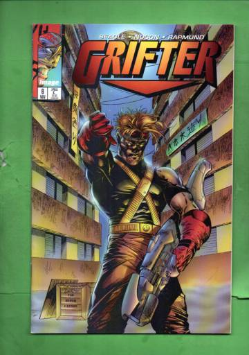 Grifter #6 Nov 95