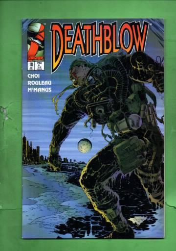 Deathblow #18 Jul 95